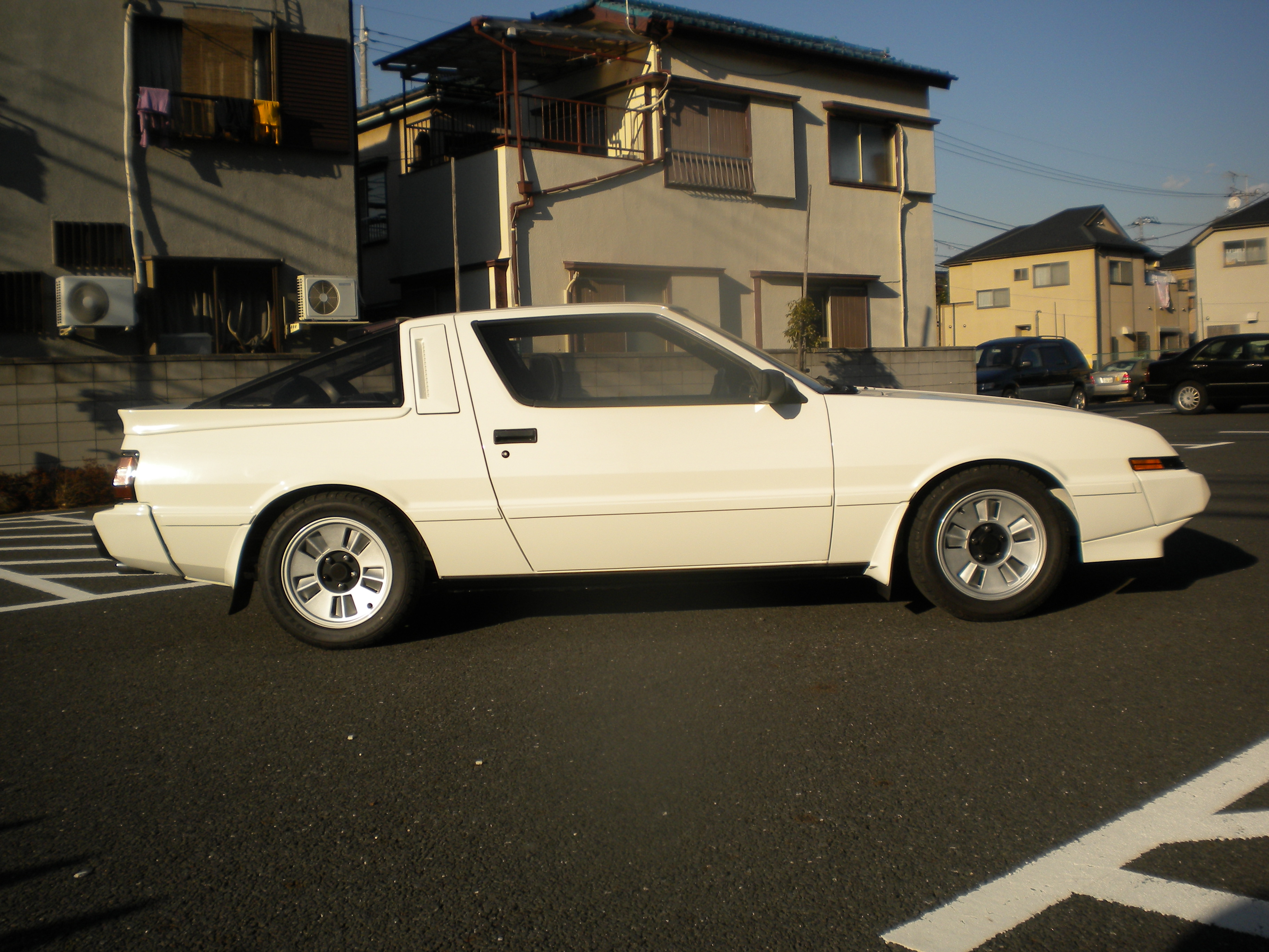 Mitsubishi Starion 2.0 Turbo